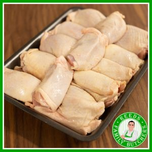 Buy a £10 tray of Chicken Thigh boneless online from Reeds Family Butchers