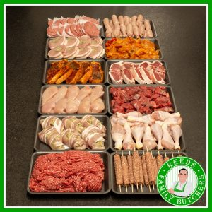 £10 Meat Trays