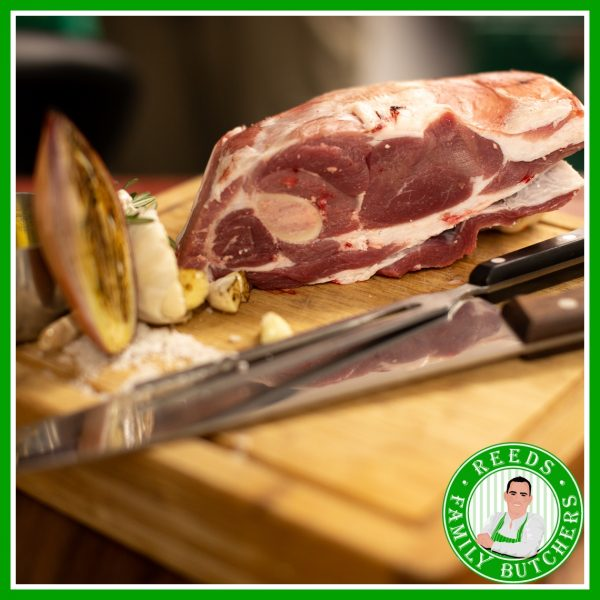 Buy Half Lamb Shoulder x 1 online from Reeds Family Butchers