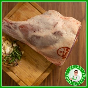 Buy Leg Of Lamb x 1 online from Reeds Family Butchers