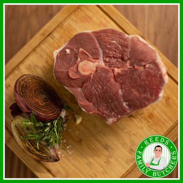 Buy Half Leg Of Lamb x 1 online from Reeds Family Butchers
