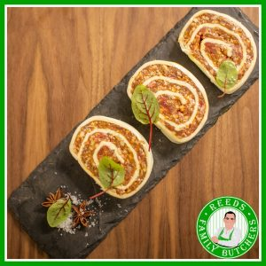 Buy Minted Lamb Swirl x 2 online from Reeds Family Butchers