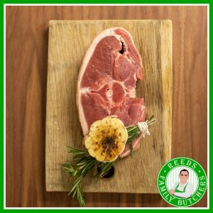 Buy Double Lamb Chops x 2 online from Reeds Family Butchers