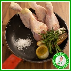 Buy Chicken Drumsticks x 6 online from Reeds Family Butchers