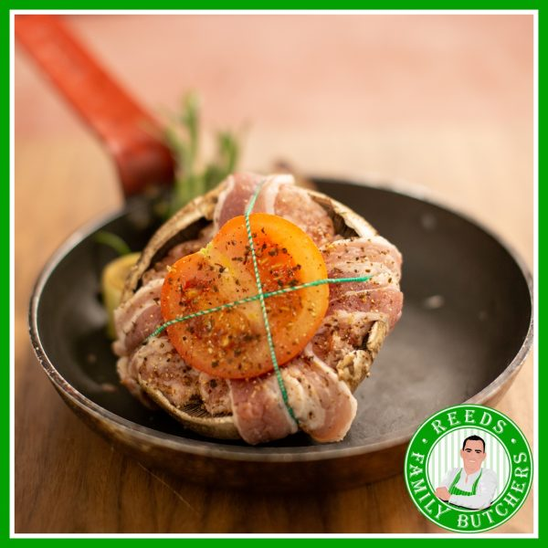 Buy Stuffed Mushroom x 2 online from Reeds Family Butchers