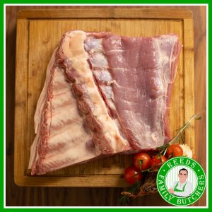 Buy Pork Belly online from Reeds Family Butchers