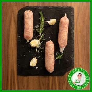 Buy Pork & Beef Sausages - 8 Pack online from Reeds Family Butchers