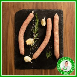 Buy Pork Chipolattas Sausages - 8 Pack online from Reeds Family Butchers