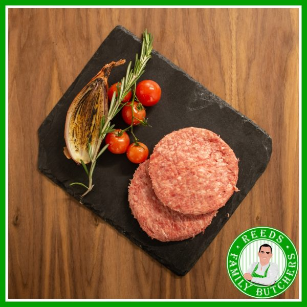 Buy Butchers Burgers x 6 online from Reeds Family Butchers