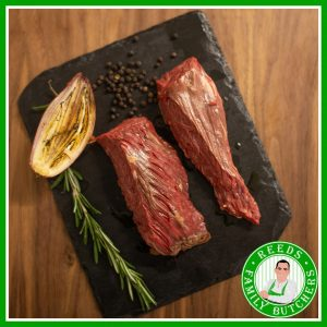 Buy Skirt Steak x 500g online from Reeds Family Butchers