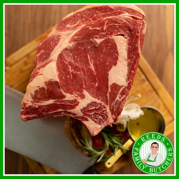 Buy Rib of Beef online from Reeds Family Butchers