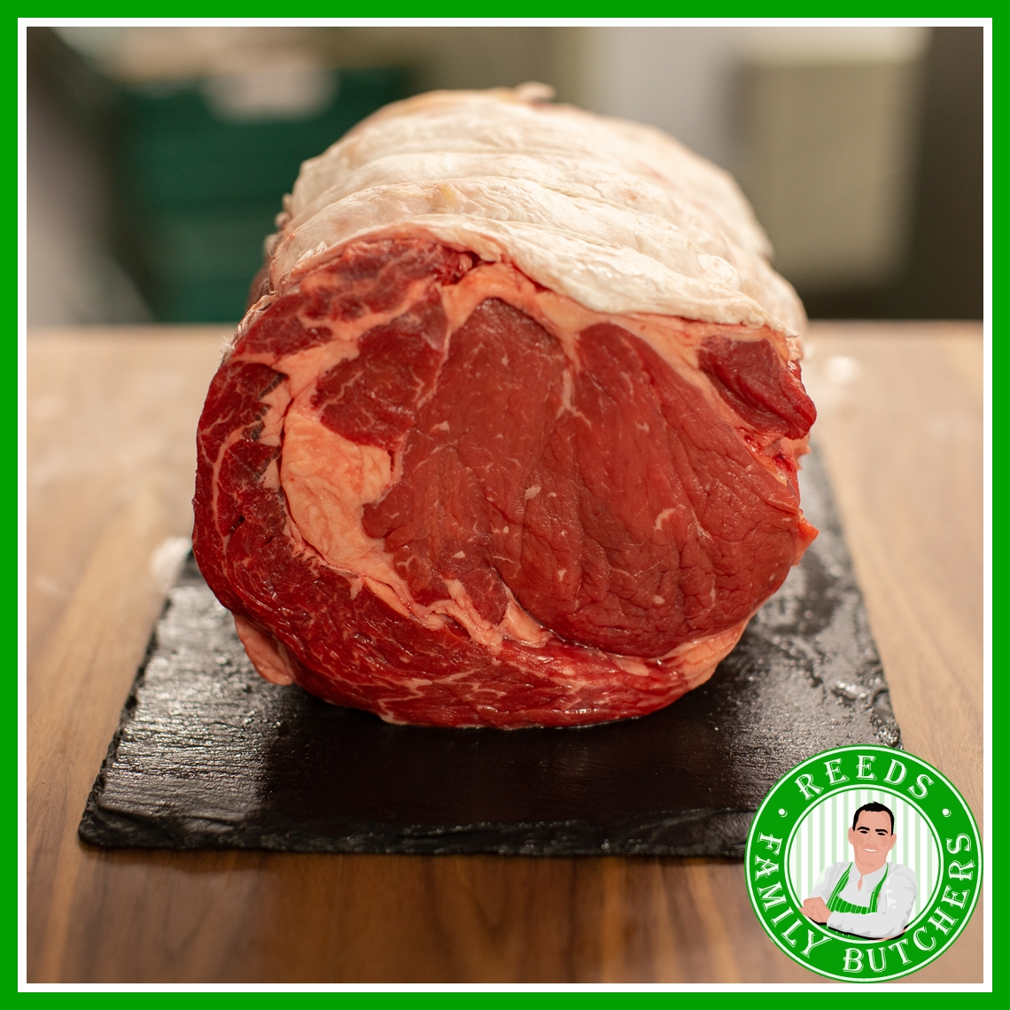 Buy Boned And Rolled Rib Of Beef online from Reeds Family Butchers
