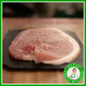 Buy Gammon Steaks x 2 online from Reeds Family Butchers