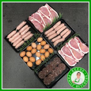 Large Breakfast Meat Pack