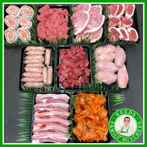 Freezer Meat Pack