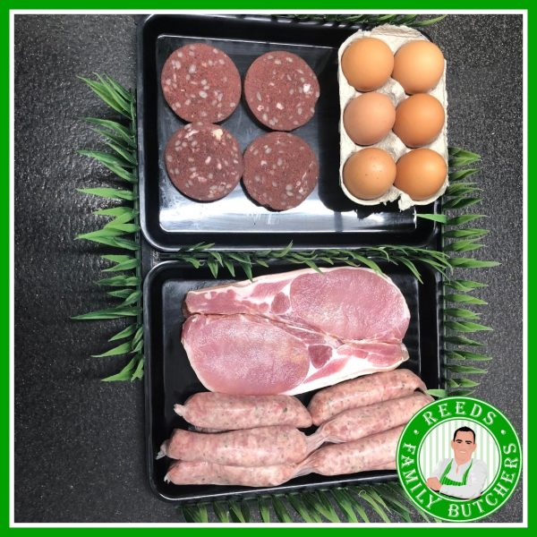Small Breakfast Meat Pack